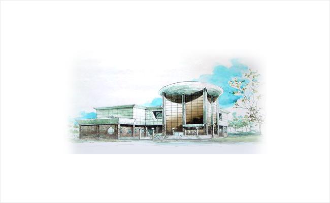 北海道近代美術館構想設計競技