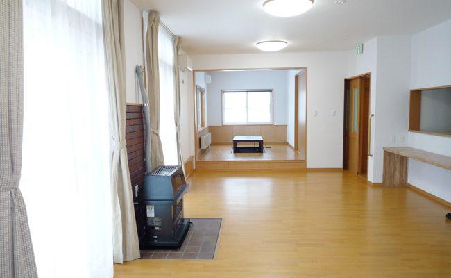 幌加内町小規模多機能ホーム